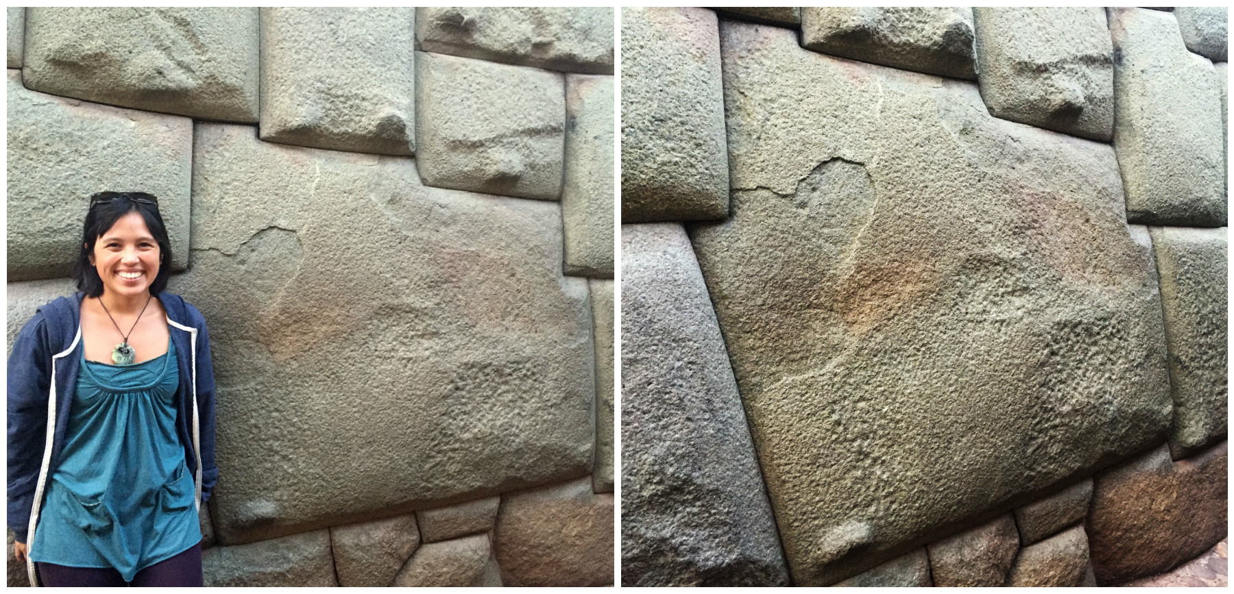 The Famous 12 Sided Stone Of The Inca In Cusco Stock Photo ...